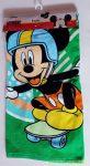 Disney Mickey Poncsó (2-7 éves korig)(60X120cm)(Kék, Zöld) UTOLSÓ DARABOK