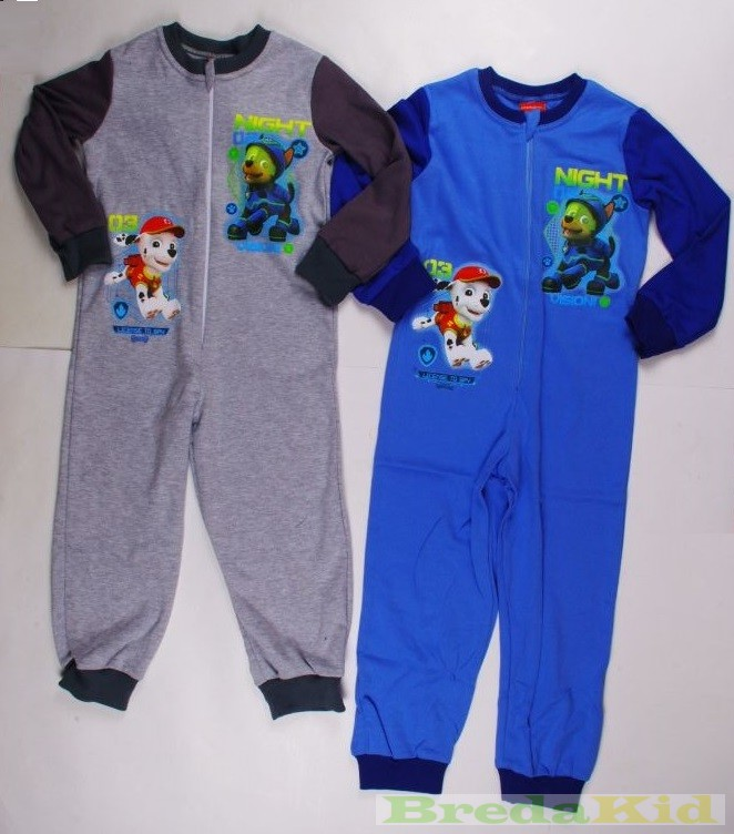 Paw Patrol Pyjamas - BredaKid Gyerekruha Webáruház ae3e23b152