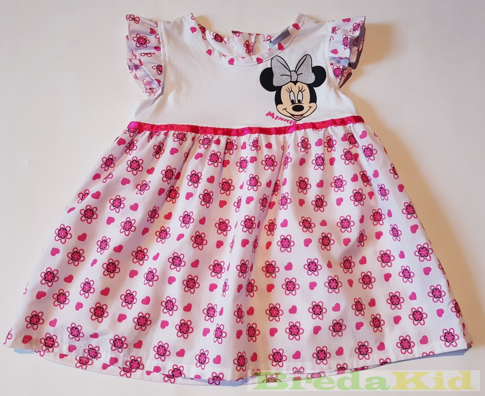 Disney Minnie Rövid Ujjú Ruha - BredaKid Gyerekruha Webáruház 652d9e21e7
