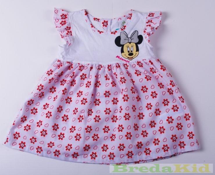 Disney Minnie Rövid Ujjú Ruha - BredaKid Gyerekruha Webáruház 1ad83238a2