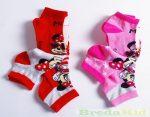 Disney Minnie Boka Zokni Csomag (3db-os)(27/30cm, 31/34cm)