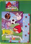 Angry Birds Ágyneműhuzat Felnőtt Méret (140x200cm) UTOLSÓ DARABOK
