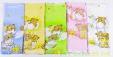 Mintás Textilpelenka (Macis)