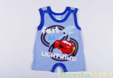Disney Verda Bébi Ujjatlan Napozó (56cm, 0-3 Hó, Kék) UTOLSÓ DARAB