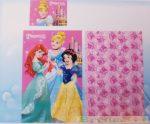 Disney Hercegnő Ágyneműhuzat Óvodás Méret (90X140cm) UTOLSÓ DARAB