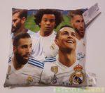 Reál Madrid Párna (38X38cm)
