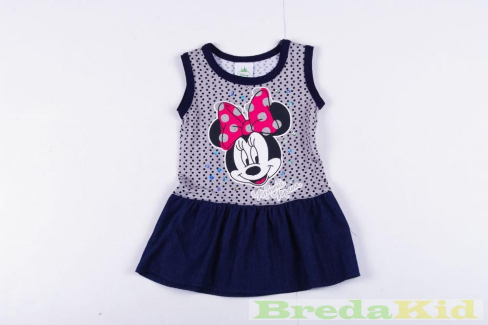 Disney Minnie Baby Summer Jeans Dress LAST PIECE (86cm 3606d954db