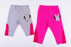 Disney Minnie Halász Leggings (Csipkebetétes)(Szürke, Rózsaszín)