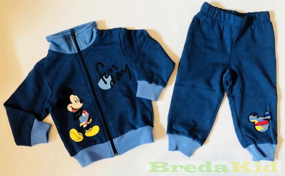 2c82195820 Disney Mickey Vékony Szabadidő (Fun Day) - BredaKid Gyerekruha Webáruház
