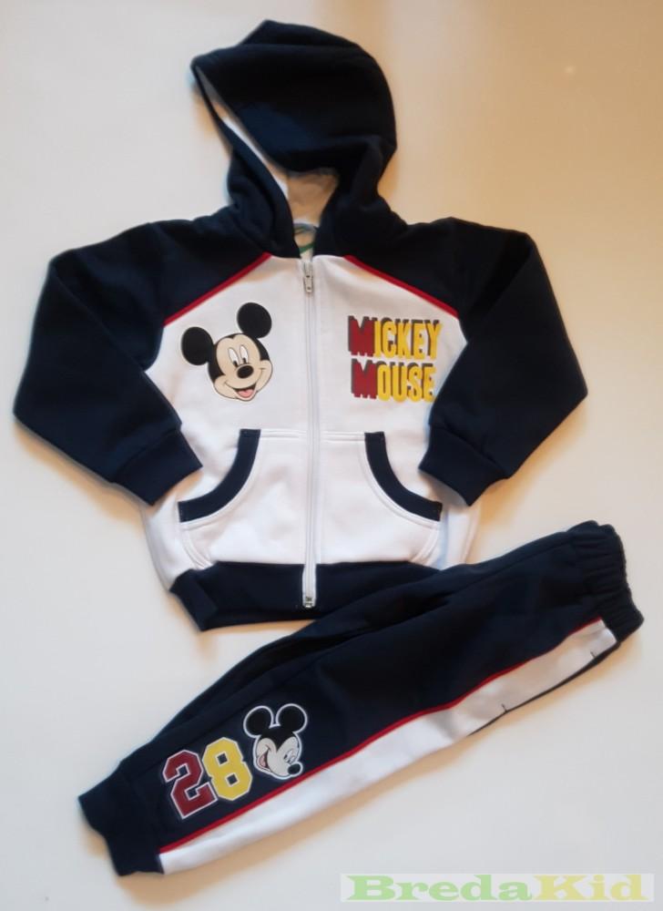 Disney Mickey Bébi Bolyhos Szabadidő (Világoskék 89e883bfdd
