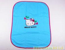 Hello Kitty Pamut Takaró (70X90cm)(Kék) UTOLSÓ DARABOK