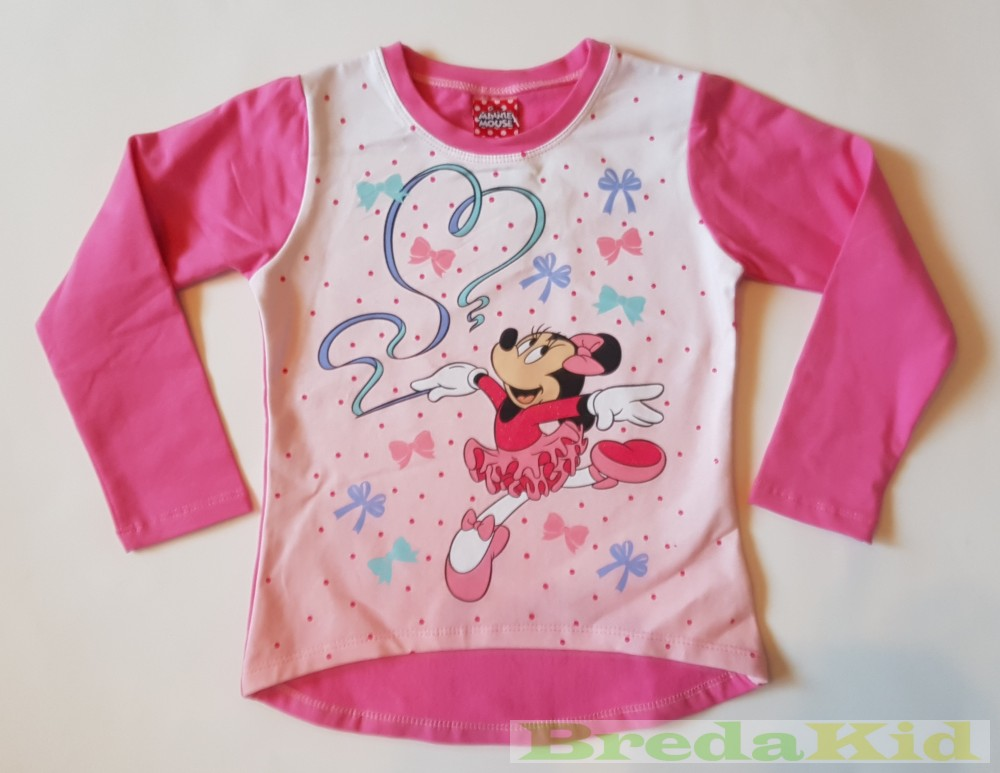 2859f2e281 Disney Minnie Bolyhos Pulóver (Masnis) - BredaKid Gyerekruha Webáruház